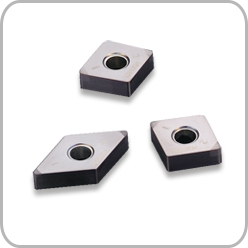 Kyocera Hardened Steel and High Hardness Material Machining CBN - KBN05M
