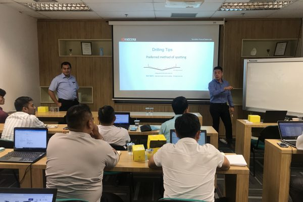 Kyocera Solid Tools Product Knowledge Training